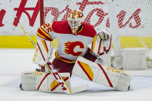 2021 Flames Report Card: Jacob Markstrom