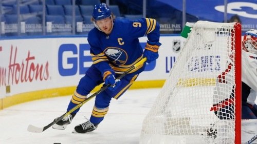 Why Flames trading for Jack Eichel is little more than a pipe dream