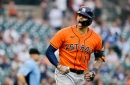 Four Astros Selected to All-Stars