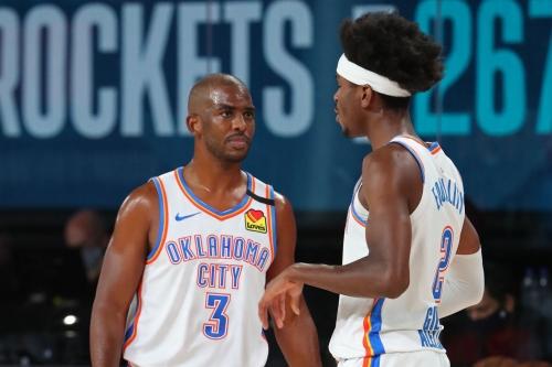NBA Finals: Discussion Thread