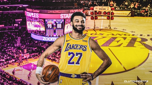 Nuggets' Jamal Murray sparks Lakers trade rumors with one subtle move