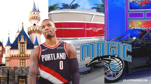 The perfect trade Magic must offer Blazers for Damian Lillard
