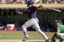 Daily Red Sox Links: J.D. Martinez, Franchy Cordero, Brayan Bello