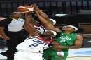 Detroit Pistons' Jerami Grant, Saddiq Bey and Team USA upset by Nigeria in exhibition