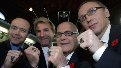 Maple Leafs hire Dean Chynoweth as assistant coach