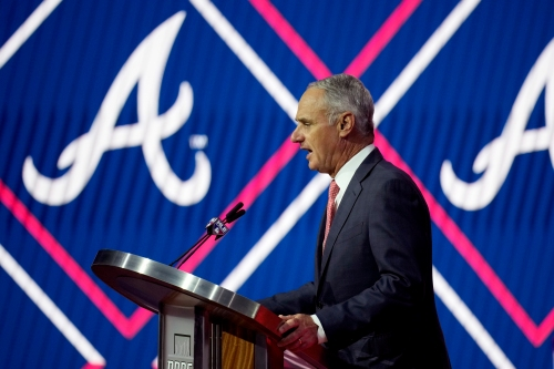 Angels complete a pitcher-perfect draft, selecting pitchers with all 20 picks