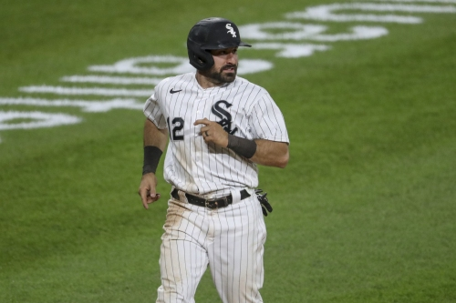 Adam Eaton signs with the Los Angeles Angels after the Chicago White Sox released the veteran outfielder