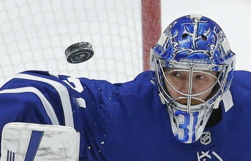 Dave Feschuk: The Maple Leafs might owe Frederik Andersen, but paying the going rate seems unwise
