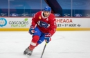 Montreal Canadiens sign Alex Belzile to one-year contract extension