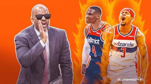 BREAKING: Wes Unseld Jr. set to be next Wizards coach for Bradley Beal, Russell Westbrook