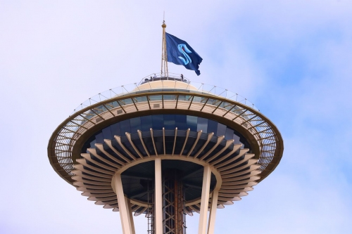 Friday's FTB: Preparations in Seattle
