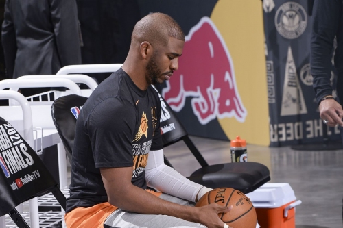 COTS2: Inside the Suns - Topics: Chris Paul's recent struggles, Deandre Ayton's offense, will the Finals go the full seven games?