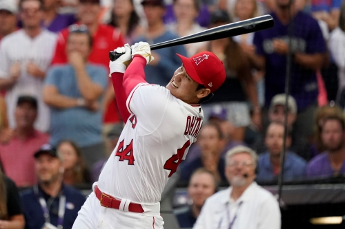 Shohei Ohtani donates Home Run Derby earnings to Angels support staff