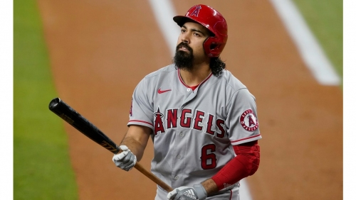 Angels' Anthony Rendon still two weeks from return to lineup