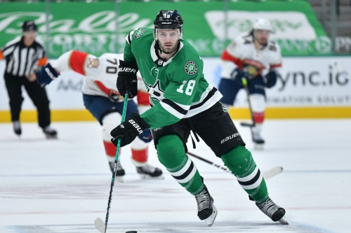 Stars Trade Jason Dickson to Vancouver for 3rd Round Pick