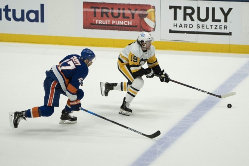 Penguins trade Jared McCann to Toronto ahead of expansion roster freeze