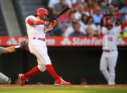 Adam Eaton hopes Angels can help him revert to form at the plate