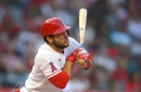 David Fletcher records three doubles and extends hitting streak to 26 in Angels win