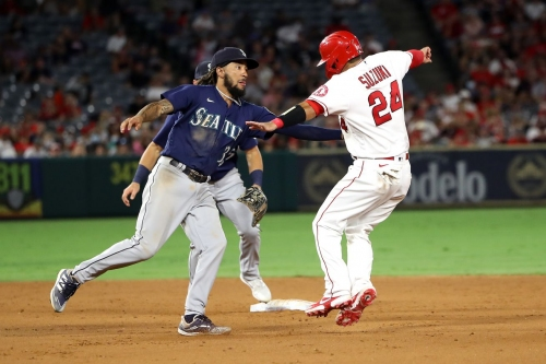 I should have folded my laundry, but instead I recapped this 9-4 Mariners loss to the Angels