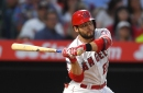 David Fletcher's hitting streak comes to end as Angels lose series to Mariners
