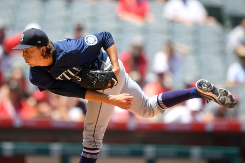 Mariners bust case of Sunday Scaries, Logan Gilbert leads Mariners to series win to open second half