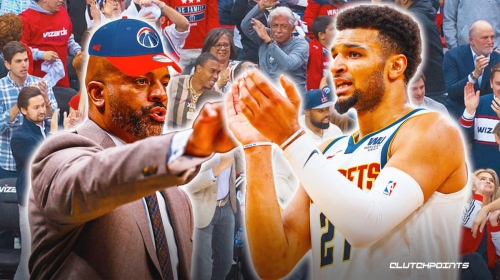 Nuggets star Jamal Murray's big role in Wes Unseld Jr.'s Wizards hiring