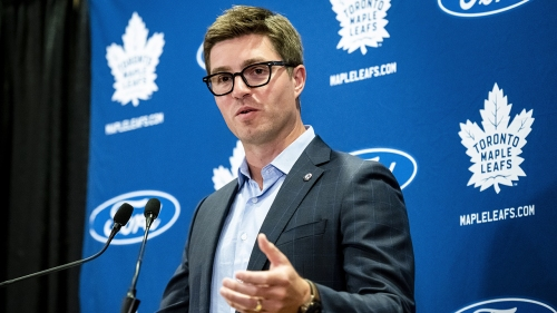 Maple Leafs 2021 NHL Entry Draft Preview: Toronto targets Shane Doan's son?