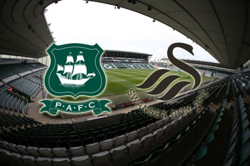 Plymouth Argyle v Swansea City - live updates