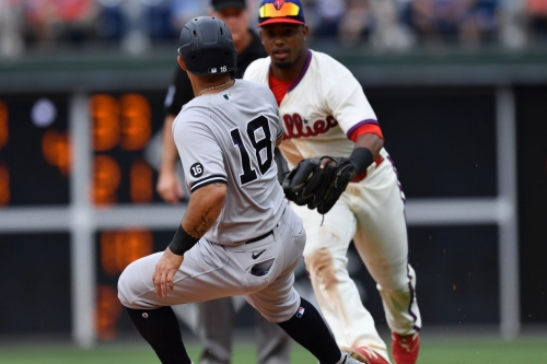 I feel stupid and contagious: Phillies vs. Yankees series preview