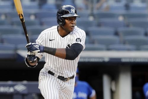 Yankees recall Estevan Florial, place Trey Amburgey on injured list