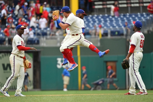 Time for the Phillies to take advantage of their good fortune