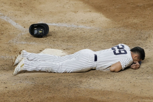 The Yankees are on the verge of baserunning history