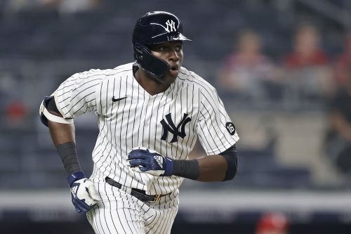Yankees hit four home runs, beat Phillies for third straight victory