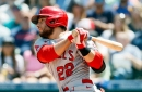 Angels' David Fletcher impresses teammates on the field and with 'confidence through the roof'