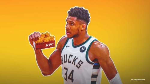Bucks' Giannis Antetokounmpo orders 50 piece nuggets at Chik-fil-A after dropping 50 piece to win title