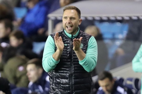 John Eustace emerges as first Swansea City manager contender