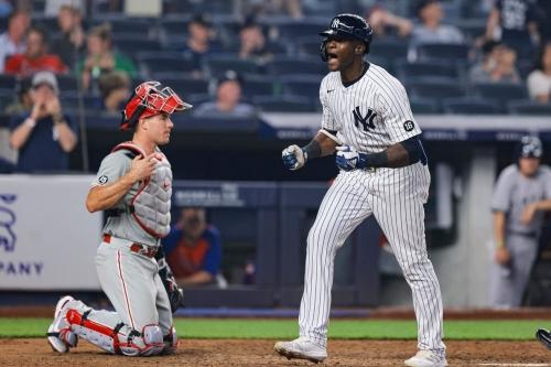 Gamethread 7/21: Phillies at Yankees