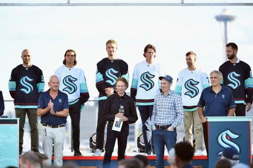 Golden Knights to host Kraken in Seattle's first NHL game