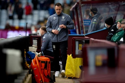 John Terry to Swansea City links dismissed as Eustace the frontrunner