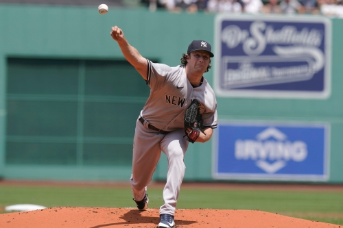 Yankees vs. Red Sox pitching matchups for big 4-game series in Boston