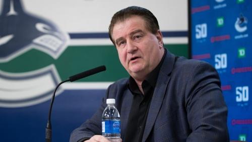 Watch Live: Canucks GM Jim Benning addresses media after expansion draft