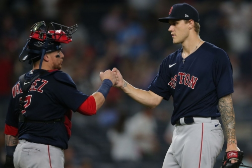 Red Sox vs. Yankees lineup: Tanner Houck returns, hopefully to bury New York
