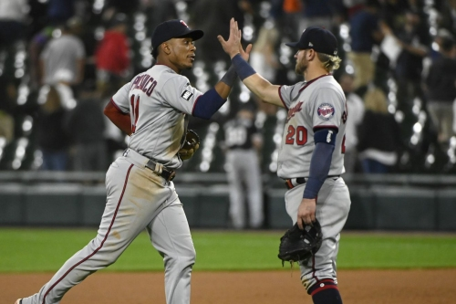 Game 97: Angels at Twins
