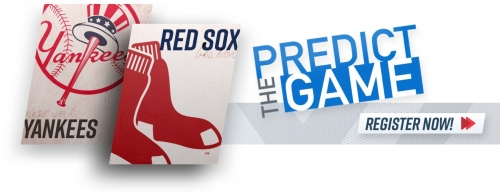 Play 'Predict The Game' During Red Sox-Yankees To Win Signed Jim Rice Jersey