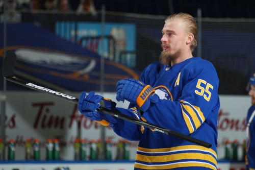 Flyers acquire Rasmus Ristolainen from Sabres