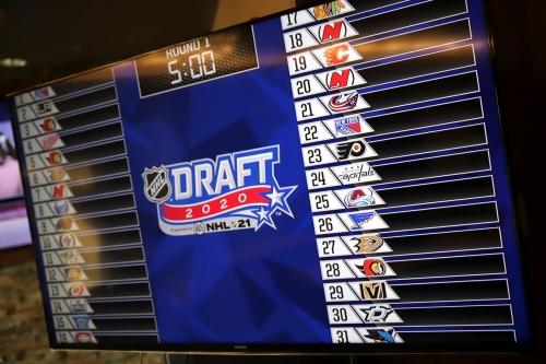 2021 NHL Draft: Complete list of all 224 picks