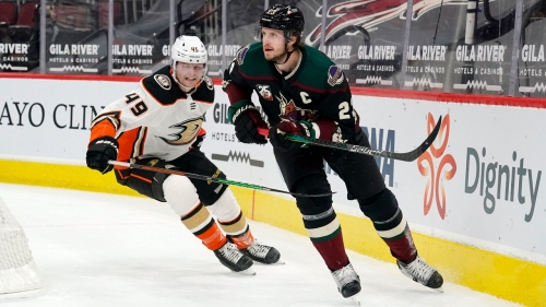 Canucks acquire Ekman-Larsson, Garland from Coyotes in blockbuster deal