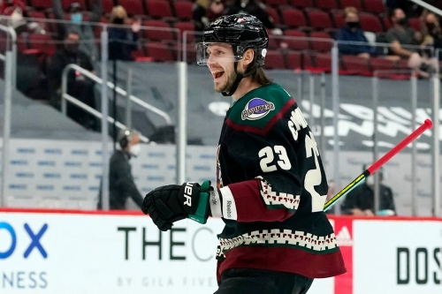 Canucks acquire Oliver Ekman-Larsson, Conor Garland from Coyotes: reports