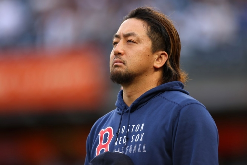 Red Sox place Hirokazu Sawamura on the injured list