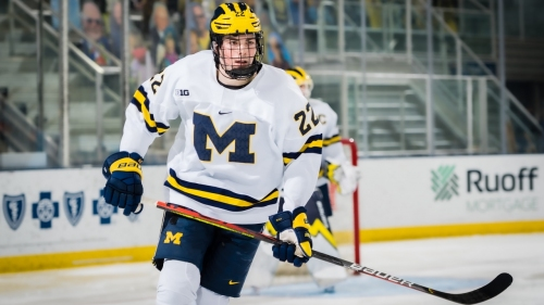 Sabres select Owen Power with No. 1 pick in 2021 NHL Draft